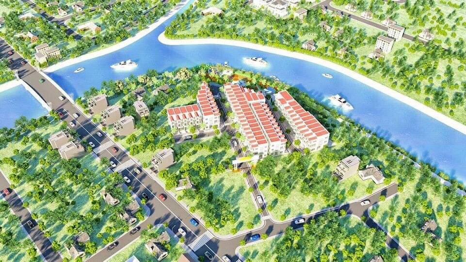 Dự án Long Trường Riverside