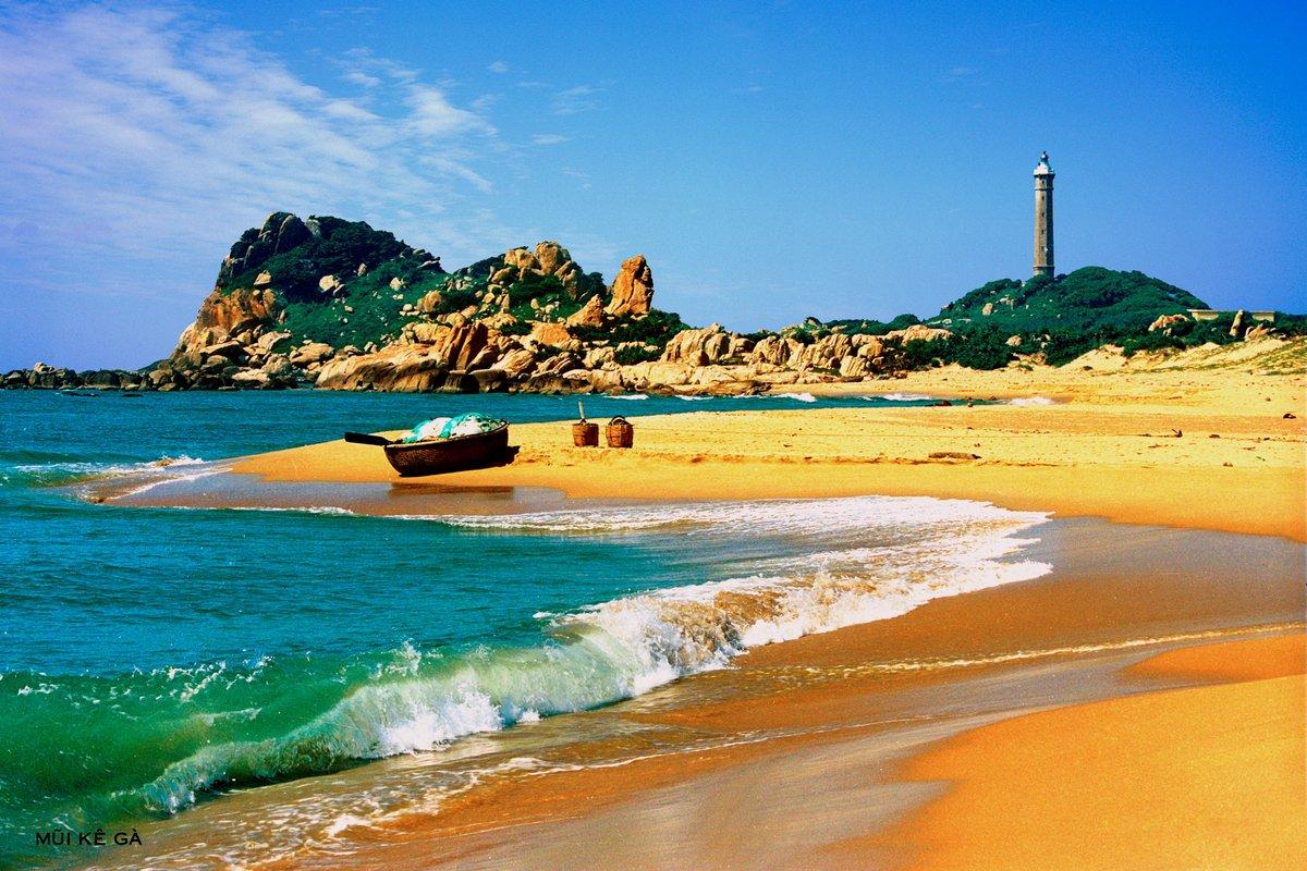 Biển Mũi Kê Gà gần Perolas Villas Resort