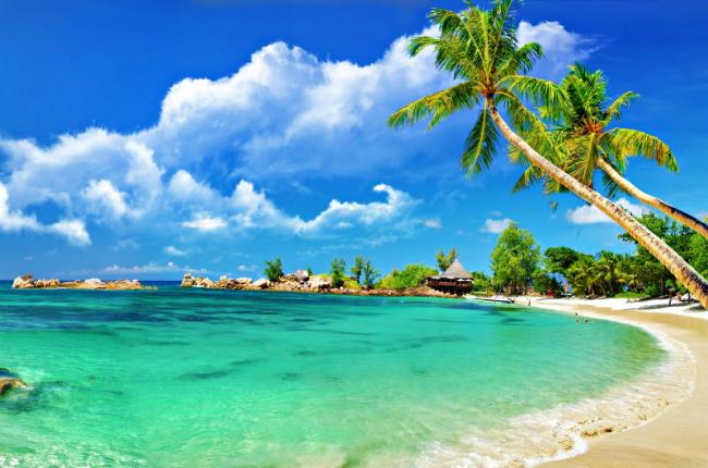 Vẻ đẹp biển Phan Thiết