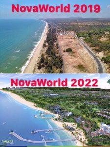 Novaworld Phan Thiết năm 2022