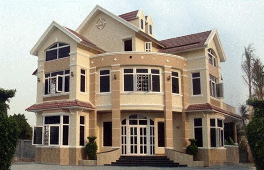 Nhà có thiết kế góc cạnh làm tăng sự bí bách cho gia chủ