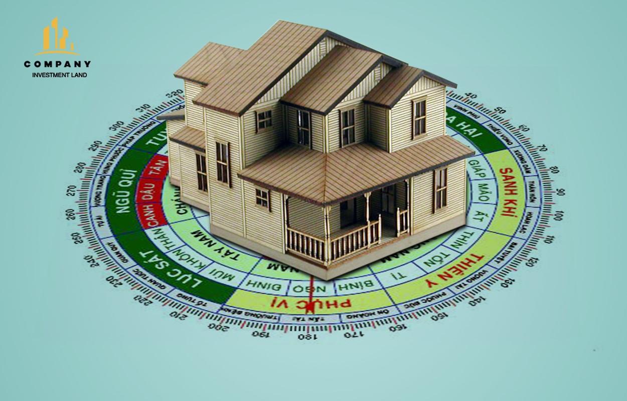 Những nguyên tắc phong thủy khi mua bất động sản