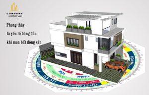 Phong thủy nhà đất yếu tố quan trọng khi mua bất động sản