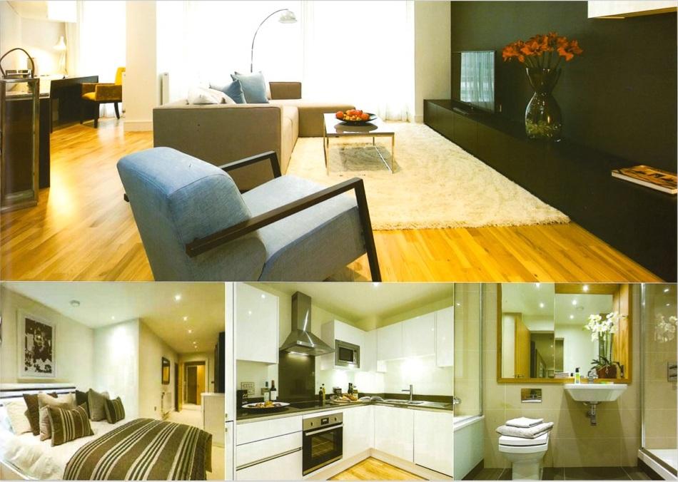 Thiết kế mẫu căn hộ chung cư River Park Tower Quận 9