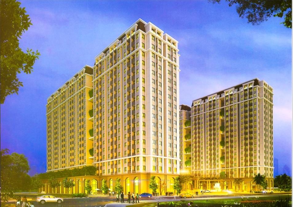 Điều kiện mua căn hộ chung cư nhà ở xã hội River Park Tower Quận 9
