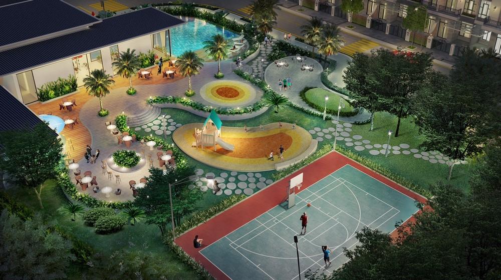 Sân thể thao vui chơi Verosa Park