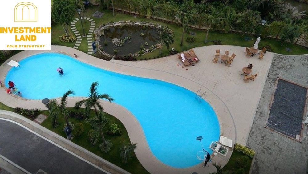 Chất lượng hồ bơi tại căn hộ The Eastern Quận 9