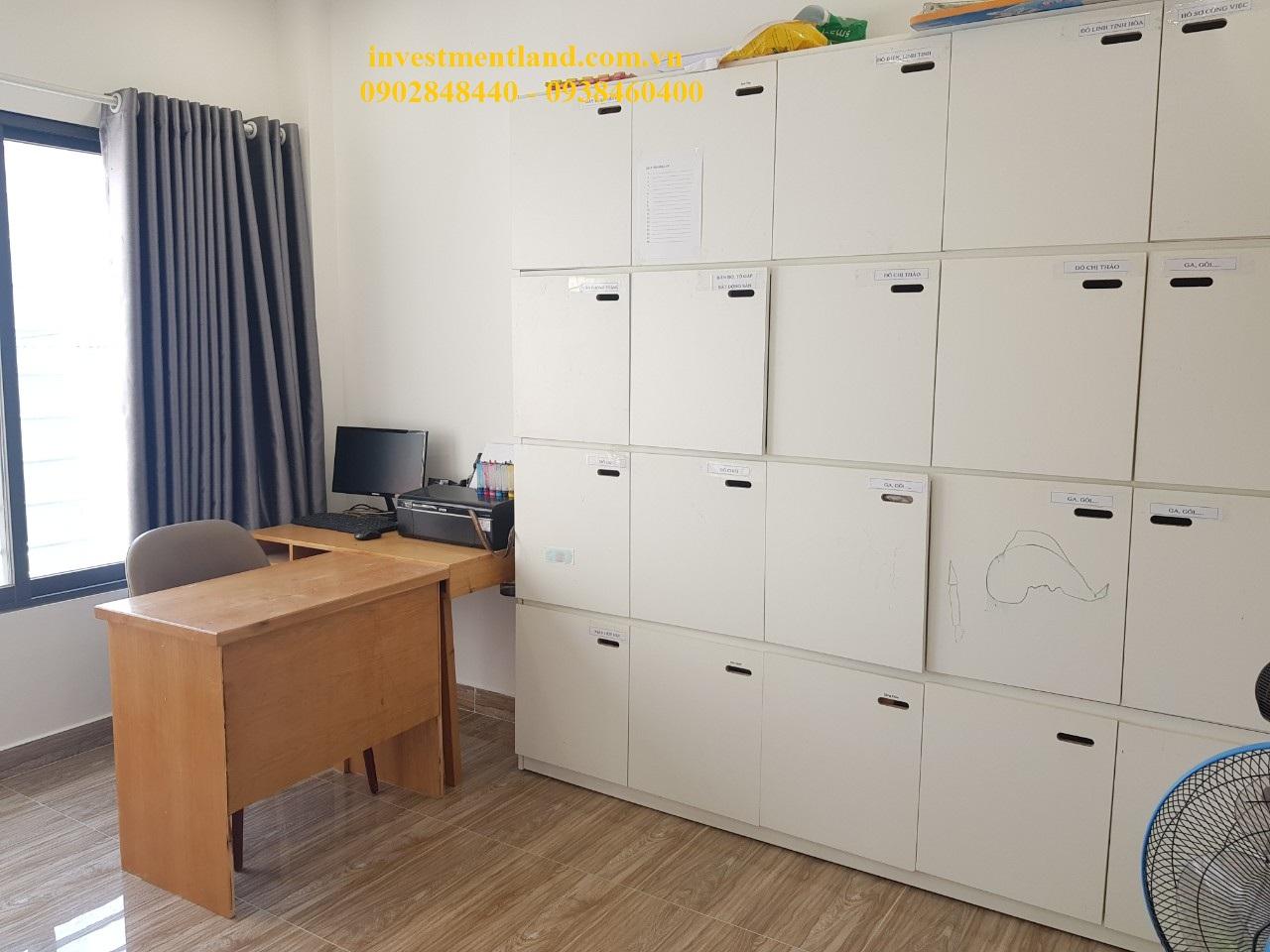 Phòng làm việc nhà đường Gò Cát phường Phú Hữu Quận 9