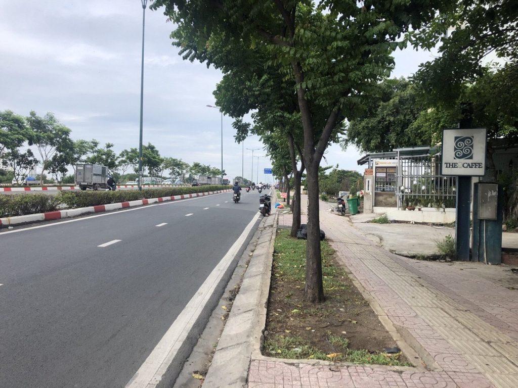 Bán đất mặt tiền Pham Văn Đồng Thủ Đức