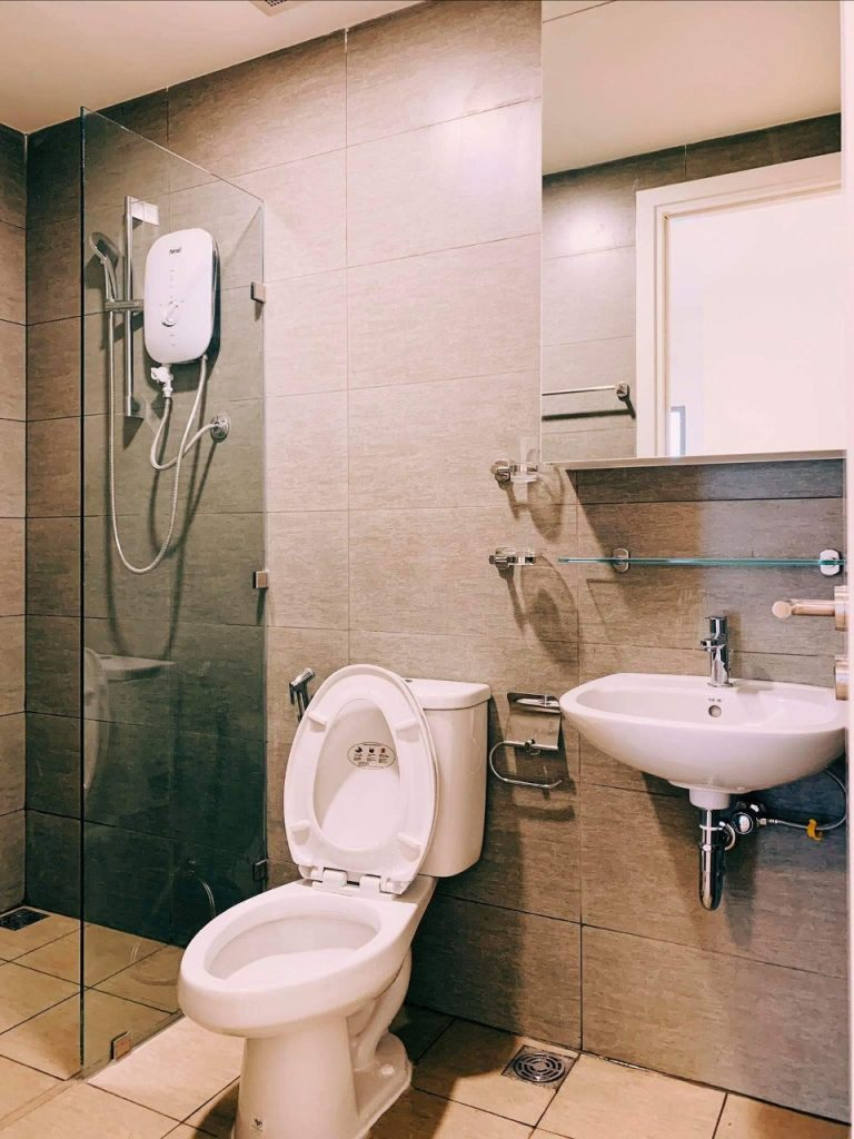 WC căn hộ Hausneo Quận 9