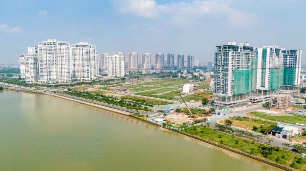 Bán đất dự án Sài Gòn Mystery Thạnh Mỹ Lợi Quận 2