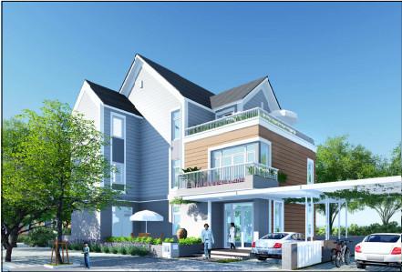 Bán biệt thự đơn lập Park Riverside đường Bưng Ông Thoàn phường Phú Hữu Quận 9 HCM