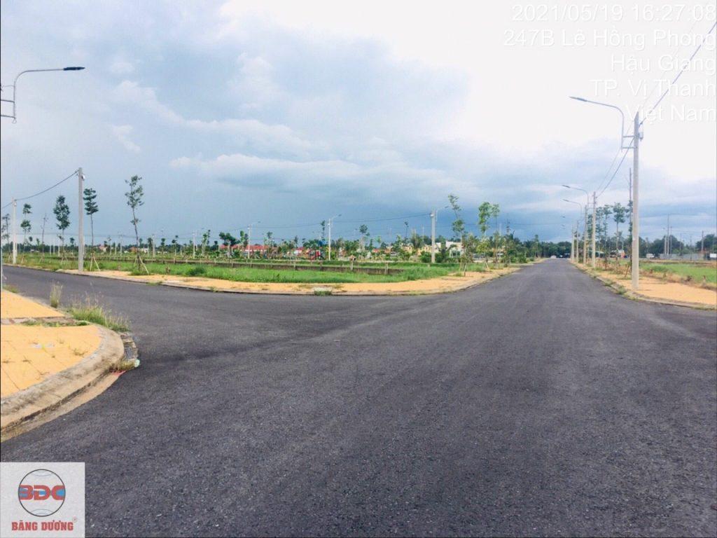 Lý do mua Vị Thanh New City tỉnh Hậu Giang